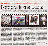 Tychy Press Photo 2013 - tygodnik Echo